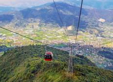5 Days Kathmandu & Pokhara Tour with Chandragiri Cable Car Ride Tour