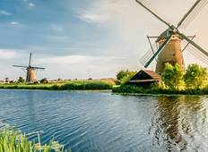 Holland and its tulips (port-to-port cruise) Tour