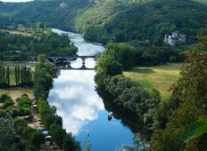 The Dordogne and the Garonne, a cruise through Southern France (port-to-port cruise) Tour
