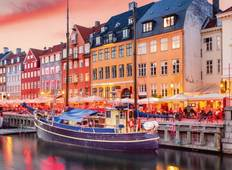 From Berlin to Copenhagen The Havel, the Oder and the Baltic sea (port-to-port cruise) Tour
