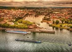 The romantic Rhine Valley and the rock of the Lorelei (port-to-port cruise) Tour