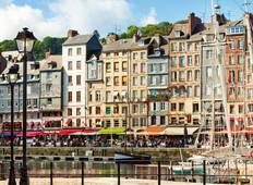 From the Côte Fleurie beaches to Paris (port-to-port cruise) Tour
