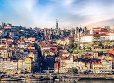 Porto and the Douro Valley (port-to-port cruise) Tour