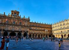 Porto, the Douro valley (Portugal) and Salamanca (Spain)  (port-to-port cruise) Tour