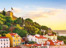 Lisbon, Porto and the Douro valley (Portugal) and Salamanca (Spain) (port-to-port cruise) Tour