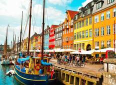 From Copenhagen to Berlin: The Baltic Sea and the Oder and Havel Rivers (port-to-port cruise) (from Copenhagen to Berlin) Tour