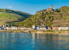 4 Rivers: The Neckar, Romantic Rhine, Moselle, and Sarre Valleys (port-to-port cruise) Tour