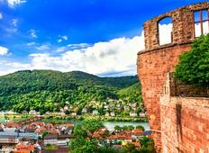 The Romantic Rhine Valley and the Rock of Lorelei (port-to-port cruise) Tour