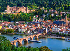 5 Different Rivers: The Rhine, Neckar, Main, Moselle, and Saar (port-to-port cruise) Tour