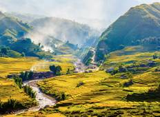 Vietnam Northwest Adventure Tour to Mai Chau, Sapa, Dien Bien Phu, Halong Bay Tour