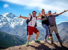 3 Days Berber Villages Trek Tour