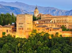 Madrid to Andalusia Tour