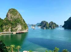 Hanoi & Halong Bay- Incredible 4-Day Tour of North Vietnam Tour