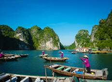 Hanoi & Halong Bay- 4 Days North of Vietnam Tour
