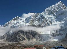 Climb The Steps Of The Mighty EBC Trek 14 Days. Tour
