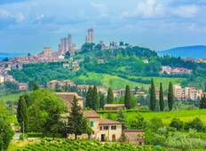 3-Day tour from Rome: Tuscany Countryside, Pisa, Siena, Lucca and Cinque Terre Tour