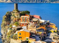 7-Day Tour of Tuscany, Florence and Cinque Terre from Rome Airport Tour