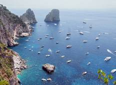 Naples, Pompeii, Sorrento, Capri & Amalfi: 5 Day tour from Rome Tour