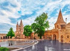 Along the Danube and its delta, the Balkan peninsula and Budapest Tour