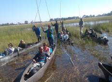 Extraordinary Safari Botswana (14 days) Tour