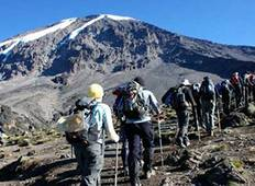6 Day Mt. Kilimanjaro Climb (Marangu Route) Tour