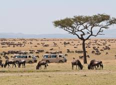 7 Days Private Nature tour itinerary for kenya Tour