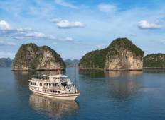 HANOI - HALONG BAY PACKAGE TOUR WITH LUXURY FLAMINGO CRUISE - 4 DAYS Tour