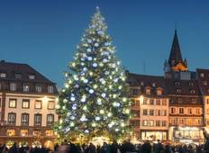 The Magic of Christmas: Savory delights and holiday traditions on a Rhine River cruise (port-to-port cruise) Tour