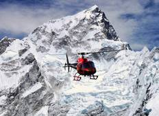 Everest Heli Tour with Breakfast Tour