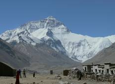 Tibet Everest Base Camp-An Overland Adventure Tour