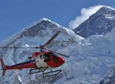 Everest Base Camp LuxuryTrek by Heli Tour