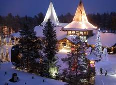 Lapland Adventure in Santa Claus Hometown, Rovaniemi Tour