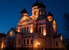 Small Group Baltics and Scandinavia in 10 Days (Guaranteed departure) Tour