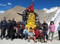 Motorcycle Tour In Himalayas & Cultural Ladakh  Tour