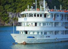 Luxury 5* Hanoi & Halong Bay with The Au Co Cruise Tour