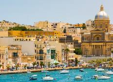 Easy Pace Malta (Summer, 6 Days) (from Saint Julians to Mdina) Tour