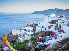 Santorini and Athens 7 day Package (2019) Tour