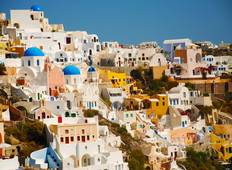 Santorini and Athens 8 day Package (2019) Tour