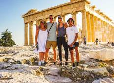 Spotlight On Greece Plus Greek Sailing (13 Days) Tour