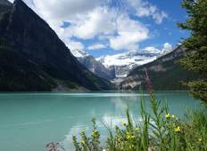 VIA Rail and the Canadian Rockies Tour
