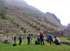 Inca Trail to Machu Picchu 7D/6N Tour