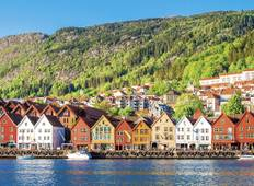 Norwegian Fjords with Scandinavian Highlights 19 Days Tour