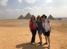 6 Day Cairo and Nile Cruise tour Tour