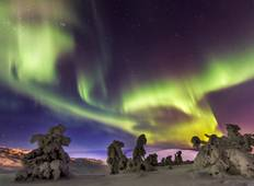 Scandinavian Special Northern Lights Tour - Finland, Sweden, and Norway in 5 Days Tour