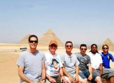 Cairo -Alexandria Short Break 5 Days to Land of the Kings with Sightseeing and Tour Guided Tour