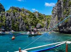 Philippines Palawan Adventure (from Manila to Puerto Princesa) Tour