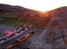 Kayak and Wild Camp the Archipelago of Sweden\'s West Coast - Self-Guided: Best of Bohuslän Tour