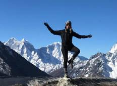 14 Day Everest Base Camp Guided Trek Tour