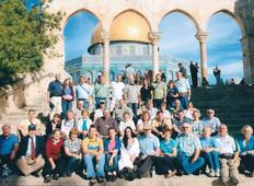 A Pilgrimage To The Holy Land, Jordan, Egypt & Dubai Tour
