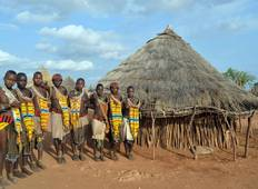 Cultural Trip to the Omo Valley Tribes of Ethiopia Tour